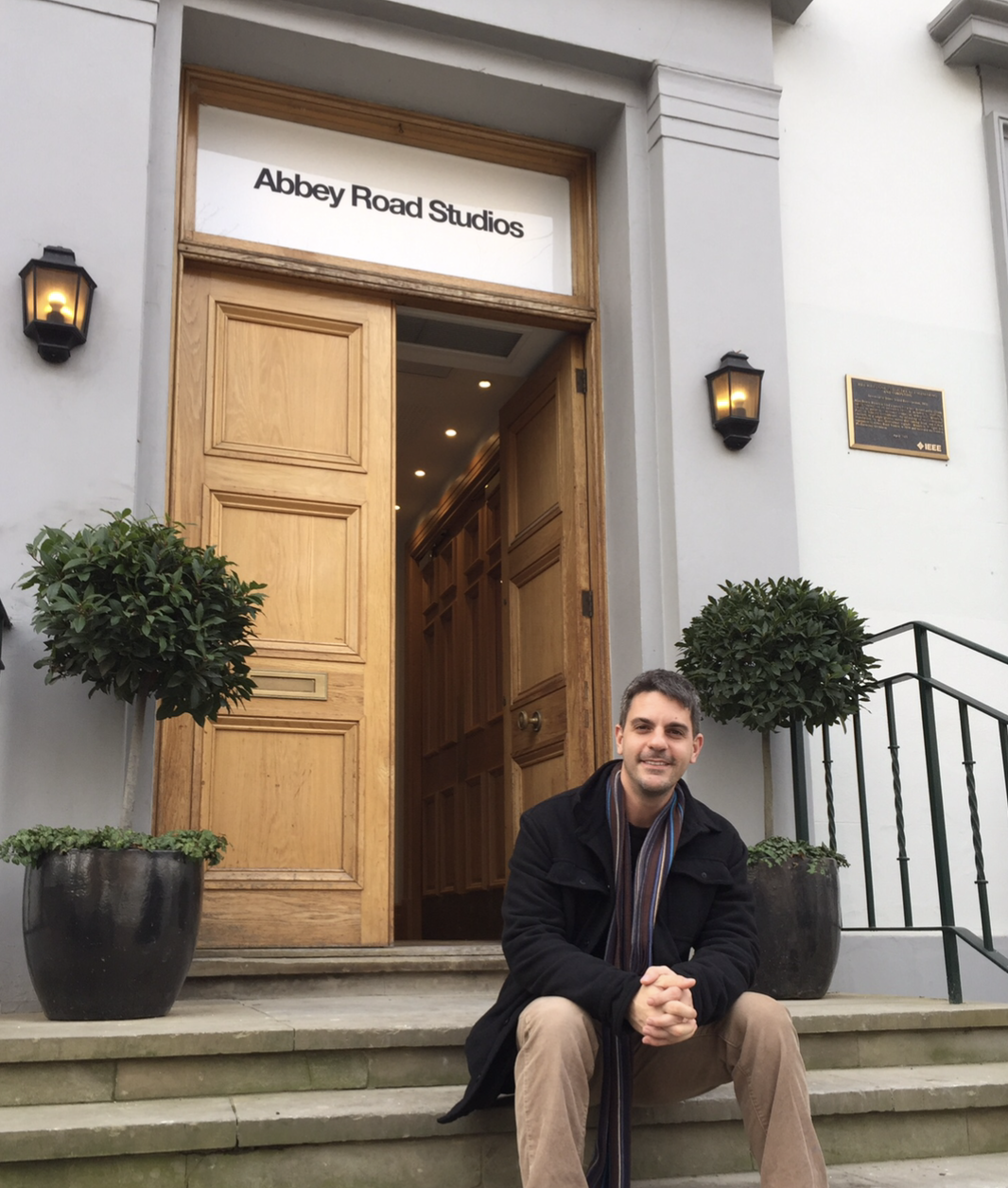 """Featured image for """"Art of Animation – Disneyland Paris: Music session at Abbey Road"""""""