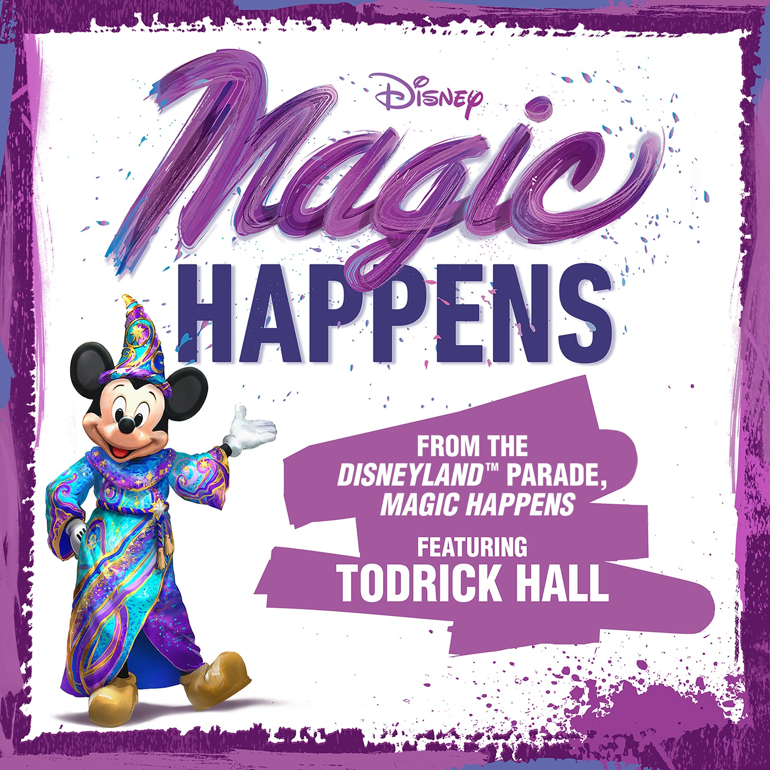 """Featured image for """"Disneyland Park's 'Magic Happens' Parade Theme Song Now Available for Streaming"""""""