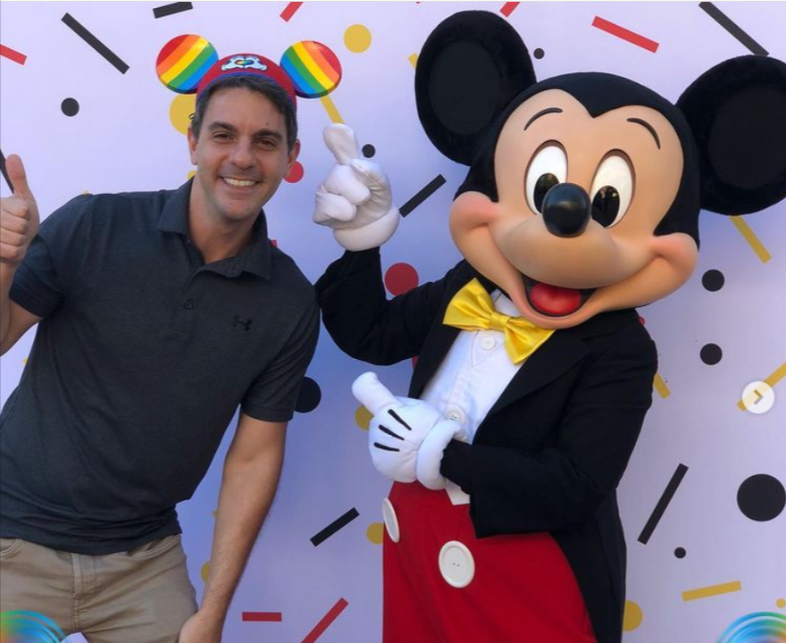 """Featured image for """"Walt Disney Imagineering shares the story of its Imagineers who identify as members of the LGBTQ+ community or as allies during Pride Month."""""""